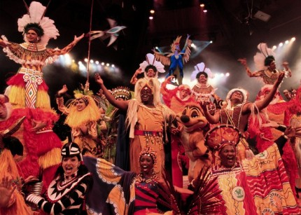 Why Guests Can't Get Enough of 'Festival of the Lion King' at Disney's Animal Kingdom 8