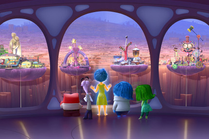 Pete Docter on the Personal Story That Inspired Inside Out 5