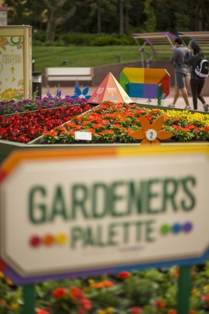 Celebrate Earth Day at the Epcot International Flower & Garden Festival 26