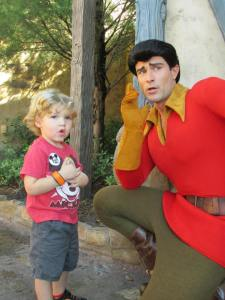 Disney World through a Toddler's Eyes ~ Guest Blog 1