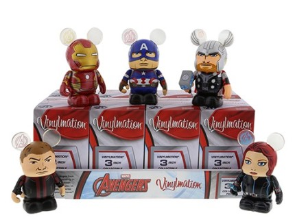 Avenger Vinylmations To Be Released May 1st At The New Super Hero Store DTD 4