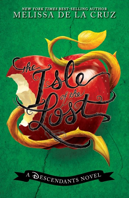 THE ISLE OF THE LOST: A DESCENDANTS NOVEL #DisneyDescendants 8