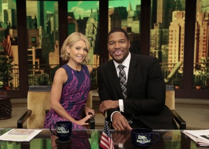 'LIVE with Kelly and Michael' Travels to California for Disneyland Resort Diamond Celebration 11