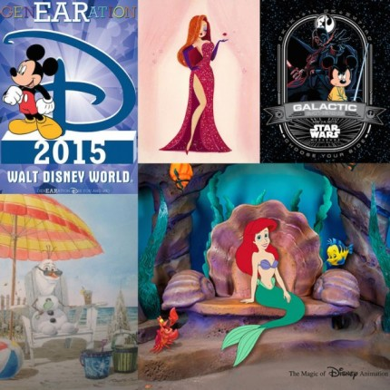 Walt Disney World Resort Event Snapshot: May 2015 5