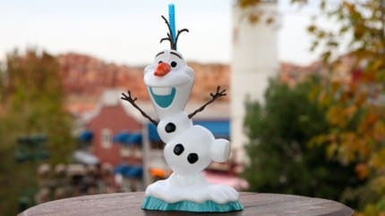 First Look: New Olaf Premium Sipper Coming to Disneyland Resort 19