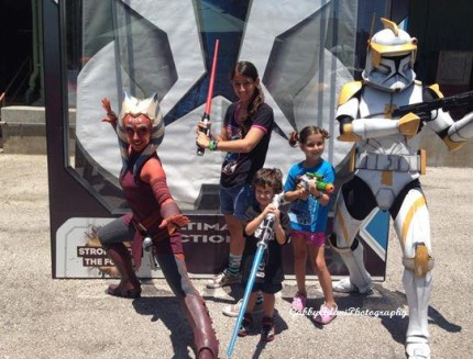 Disney from a Teen's Perspective: Countdown to Star Wars Weekends: Must Meet Characters 3