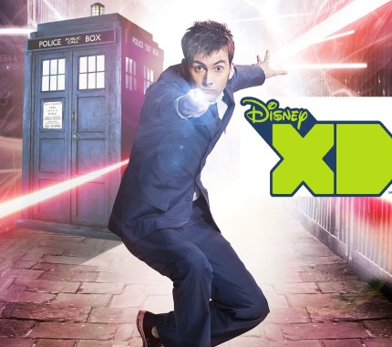 Doctor Who is Coming to Disney XD! 8