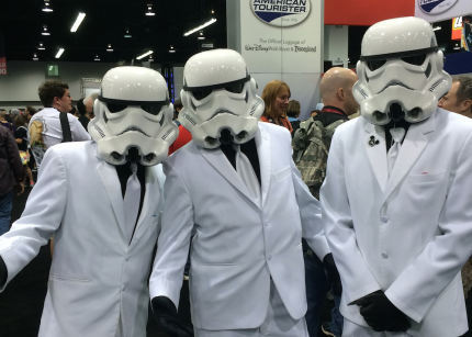 Our Favorite Moments from Star Wars Celebration in Anaheim 1