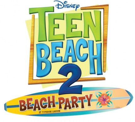 Disney Channel Hit Movie Returns to Disney's Typhoon Lagoon with 'Teen Beach 2:' Beach Party 9