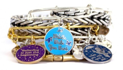 Charming Additions to the ALEX AND ANI Disney Collection @alexandani 4