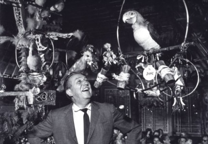 Sixty Years of Innovation: Audio-Animatronics Technology Begins at Disneyland Park 2