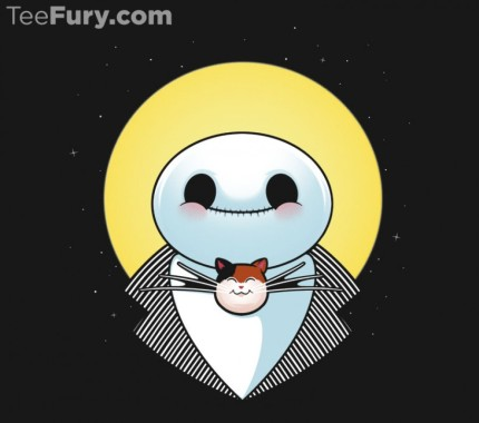 TeeFury TwoFury Competition Features Baymax And Nightmare Shirts Today!! 5