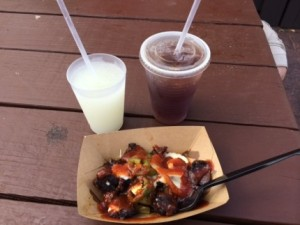 The Smokehouse Barbecue and Brews ~ Epcot Flower and Garden Fest! 6