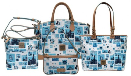 Disneyland Resort Diamond Celebration Dooney & Bourke Collection Coming Soon 3