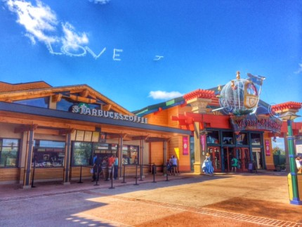 Beat the crowds...... Go to Downtown Disney early! 5