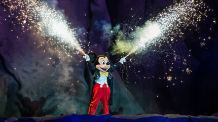 New Fantasmic! Dessert & VIP Viewing Experience Now Available To Book 1