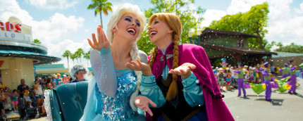 Frozen Summer Fun Premium Package Tickets Available Now 3