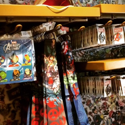 New Avengers Pins and Lanyards Hit Downtown Disney! 5
