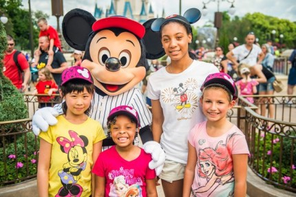 Little League Baseball Star Mo'ne Davis Shows Walt Disney World Resort How To 'Throw Like Mo' 1