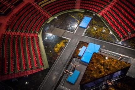 A Rare Behind the Scenes Look at 'La Nouba' by Cirque du Soleil at Walt Disney World Resort 8