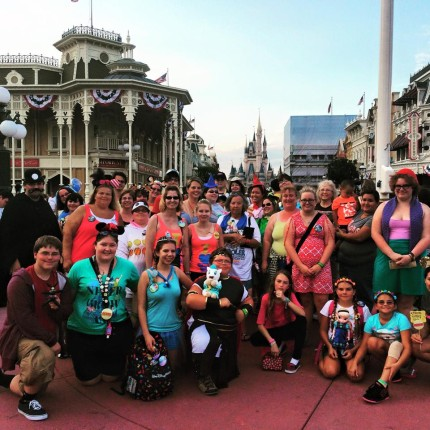 Random Acts of Disney Kindness ~ Main Streeters are Magical! 4