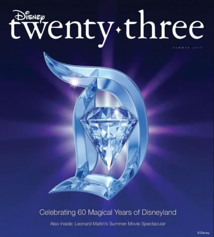 D23 Celebrates Disneyland Resort 1