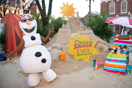 Everything You Need to Know About the Coolest Summer Ever at Walt Disney World 1