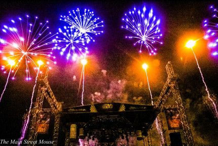 Star Wars Weekends, Symphony in the Stars Fireworks 10