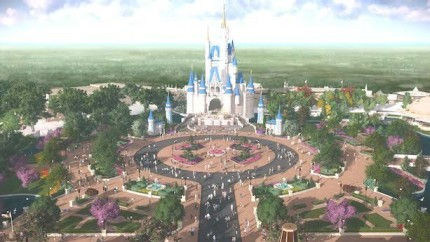 First Look: Cinderella Castle Adds Regal Turrets at Magic Kingdom Park 13
