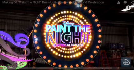 Honoring Disney's Electrical Parade Heritage in the All-New 'Paint the Night' Parade at Disneyland Park 7