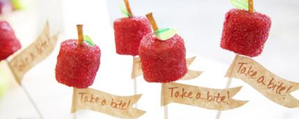 Evil Queen's Villainous Apples ~ Recipe 11