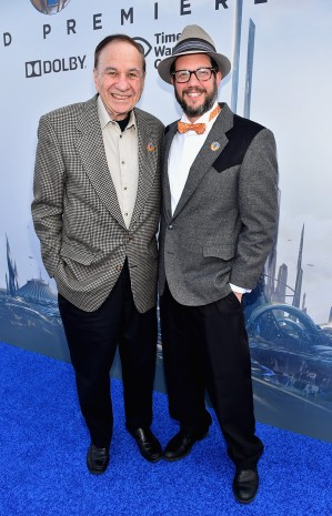 Stars Shine Bright at the Disneyland Resort for World Premiere of 'Tomorrowland' 2