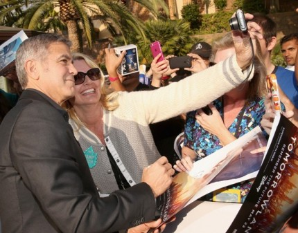 Stars Shine Bright at the Disneyland Resort for World Premiere of 'Tomorrowland' 7