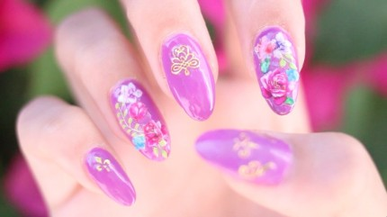 The Ultimate Disney Nail Art Roundup 7