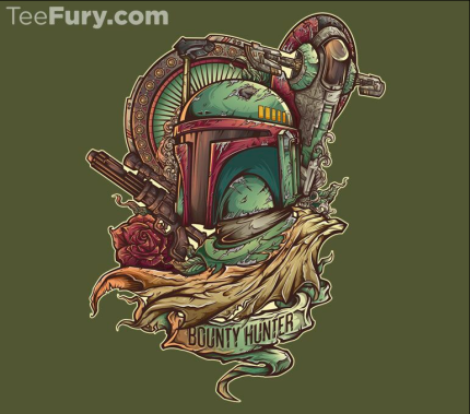 Today's TeeFury TwoFury For May The 4th Be With You 5