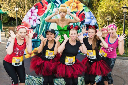 Our Favorite Costumes From the Tinker Bell Half Marathon Weekend 1