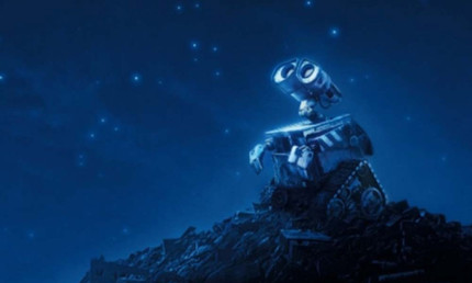 Wall-E-Dreaming-for-Which-Pixar-Song-Describes-Your-Life-Quiz