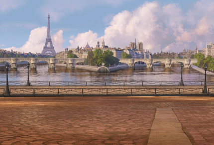 Can You Guess the Disney Movie from the Background? 11