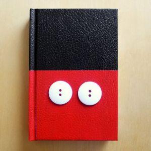 Mickey Mouse Autograph Book ~ Craft Idea 6