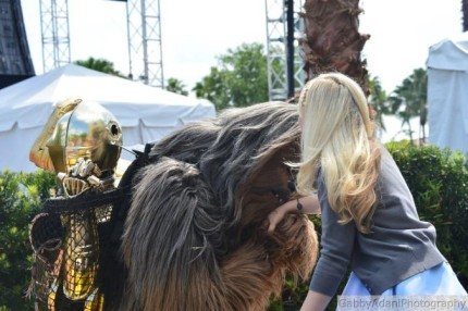 Disney from a Teen's Perspective: Countdown to Star Wars Weekends: Weekend One = SUCCESS! 1