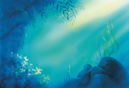 The Little Mermaid Background Dee15cb5