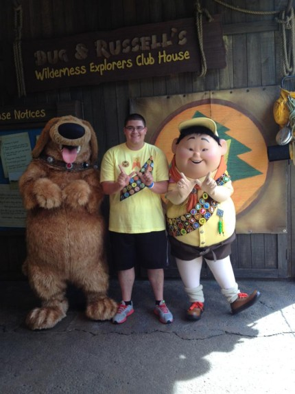 Why I Go To Disney By Guest Blogger Cameron Ramos 1