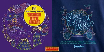 Celebrate Disney Parks' Nighttime Parades With These New Limited Edition Shirts 15