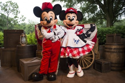 Mickey's Backyard BBQ Serving up Fun Four Days per Week at Walt Disney World Resort 10