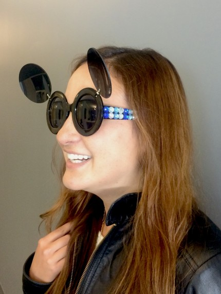 DIY: Gem Mickey-Inspired Sunglasses 27