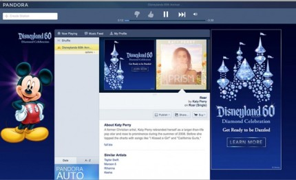 Summer Sounds Inspired by the Disneyland Resort Diamond Celebration Now on Pandora 8