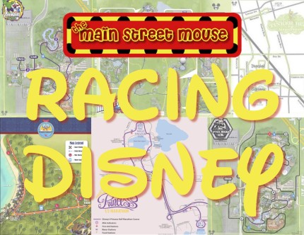 Racing Disney - Disneyland Races Get New Start Times! 1
