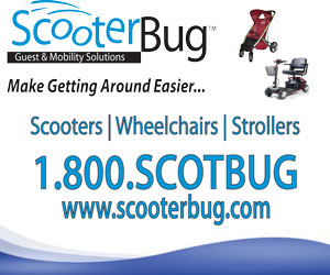 Scooter Bug Mobility Rentals