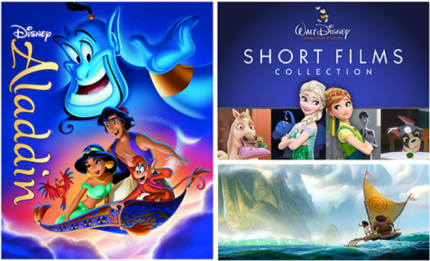 Celebrate Walt Disney Animation Studios' Legacy and Future at D23 EXPO 2015 5