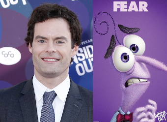 Fearful Symmetry: Bill Hader On Stepping Into Inside Out 18